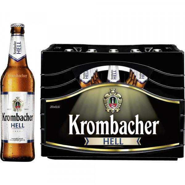 Helles Lagerbier 5% (20 x 0.5 Liter)