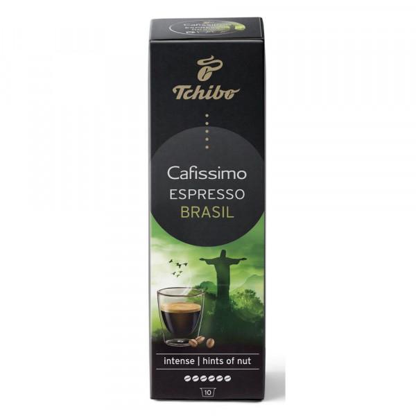 "Kaffee Kapseln ""Cafissimo"", Espresso Brasil"