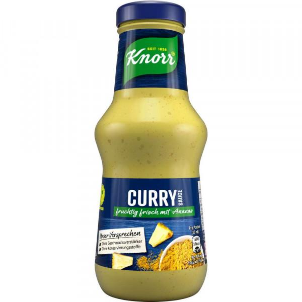 Schlemmersauce, Curry