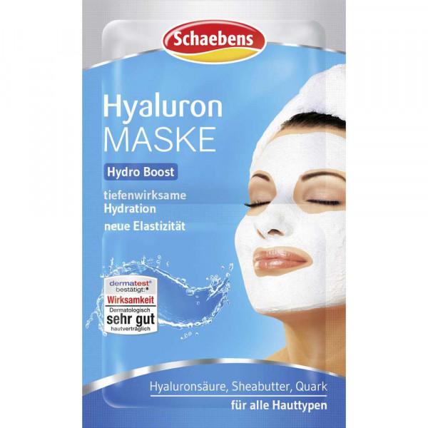 Maske, Hyaluron
