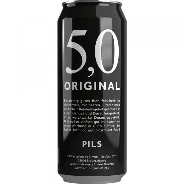 Pilsener Bier 5%