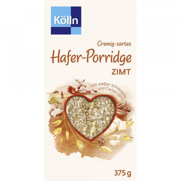 Zimtiges Hafer-Porridge