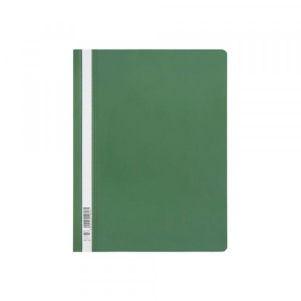 Schnellhefter A4, 160 Blatt, grün