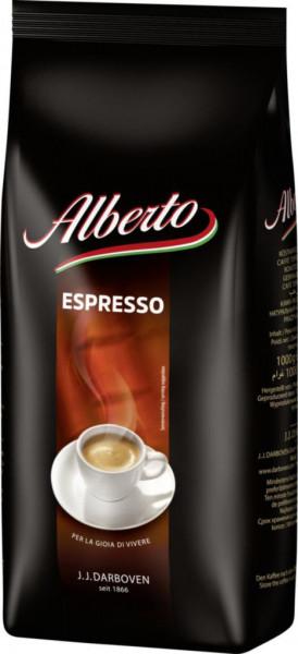 Espresso Crema, ganze Bohne