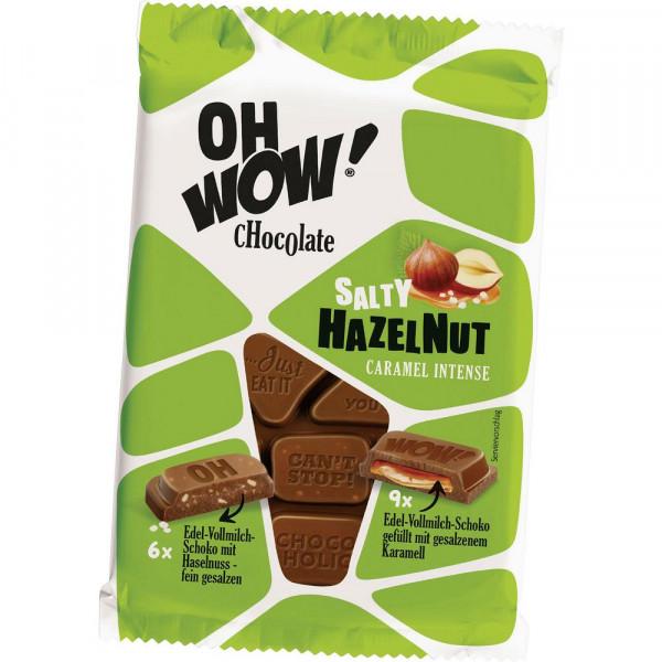 Salty Hazelnut