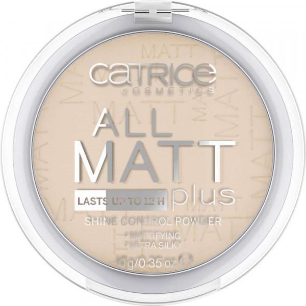 Puder All Matt Plus Shine Control Powder, Sand Beige 025