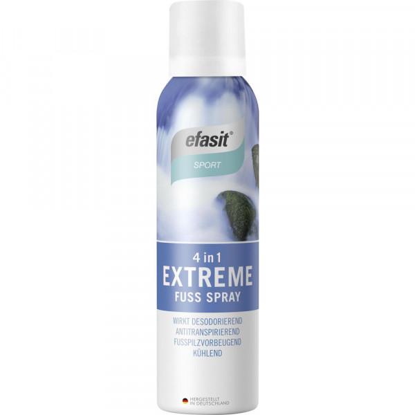 Fußspray 4 in 1 Extreme