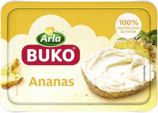 Buko Frischkäse, Ananas