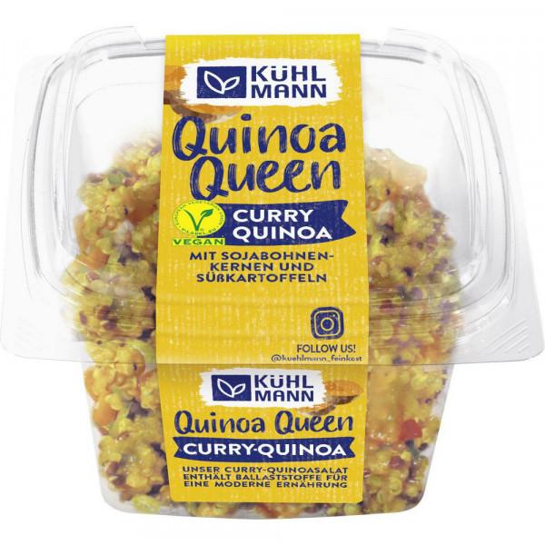 Curry Quinoasalat