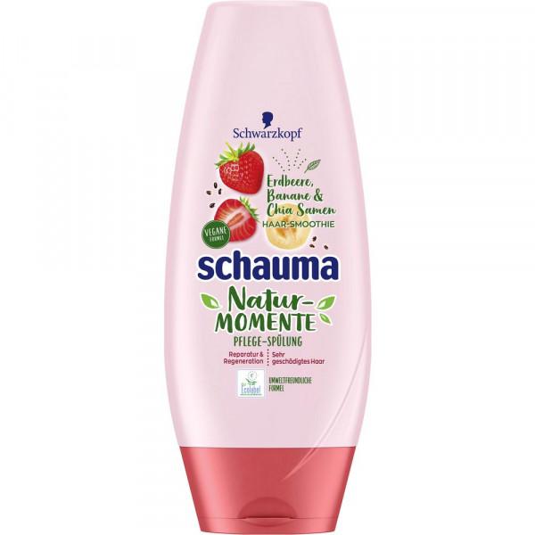 "Spülung ""Schauma"", Erdbeere/Banane/Chiasamen"