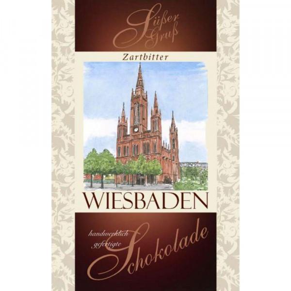 Wiesbaden Tafelschokolade Zartbitter