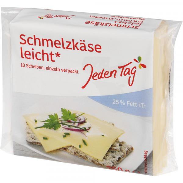Schmelzkäse Scheiben, light