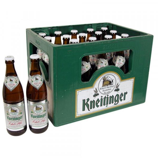 Edel-Pils Bier 5,2% (20 x 0.5 Liter)