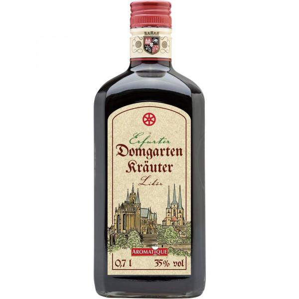 Erfurter Domgartenkräuter Likör 35%