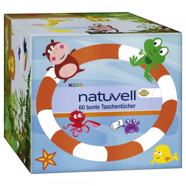 Taschentücher KIDS Box, 3-lagig