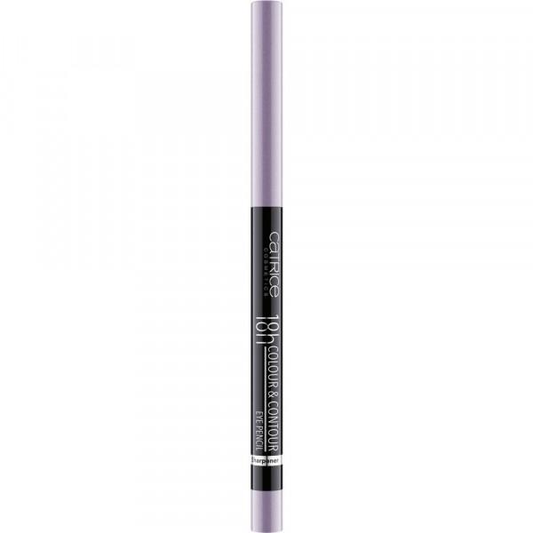 Kajal 18H Colour & Contour Eye Pencil, Bride Lavender 100