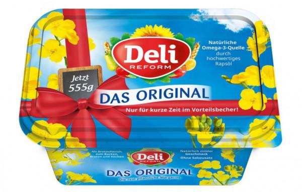 Pflanzenmargarine, Das Original