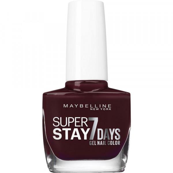 Nagellack Superstay 7 Days, Ruby Threads 923