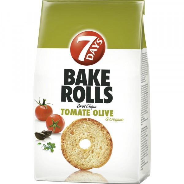 """Brotchips """"Bake Rolls"""", Tomate Olive Oregano"""