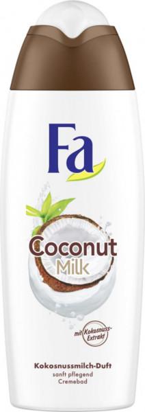 Schaumbad, Coconut Milk