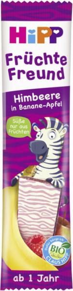 Kinder Früchte-Riegel, Himbeere/Banane/Apfel