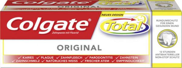 Zahncreme, Total