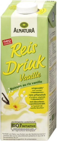 Drink 1L, Reis Vanille