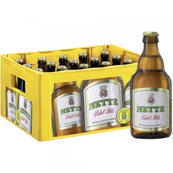 Edel Pils Bier 4,8% (20 x 0.33 Liter)