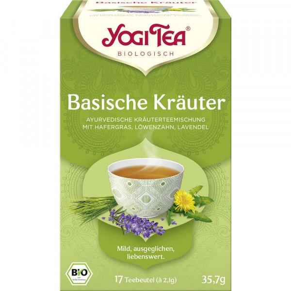 Bio Tee, Basische Kräuter
