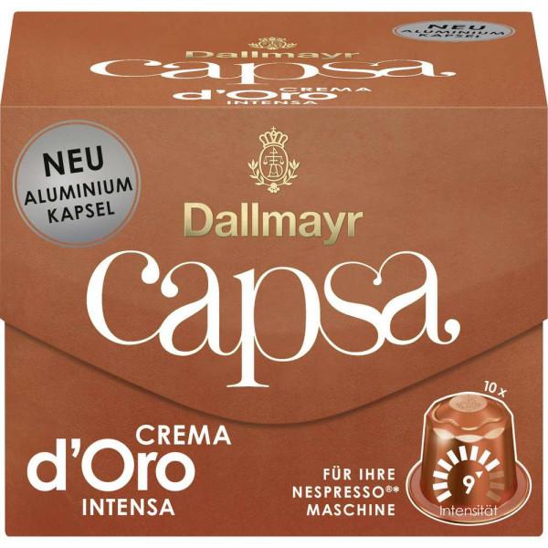 """Kaffee Kapseln """"Capsa"""", D'oro Intensa"""