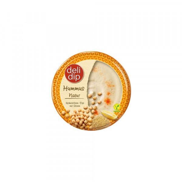 Hummus, natur