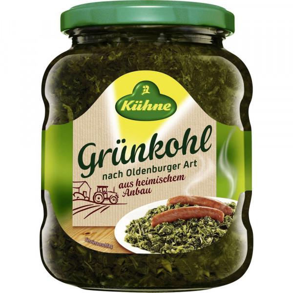 Grünkohl, Oldenburger Art