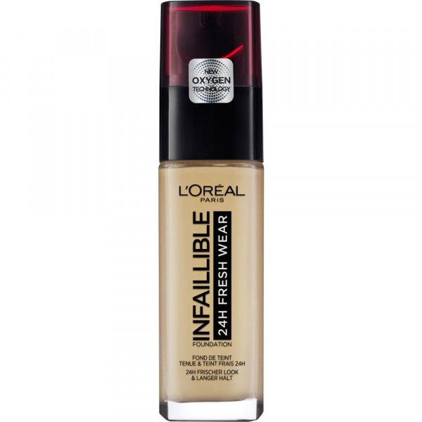 Make-Up Infaillible 24H Fresh Wear, Natural Rose 125