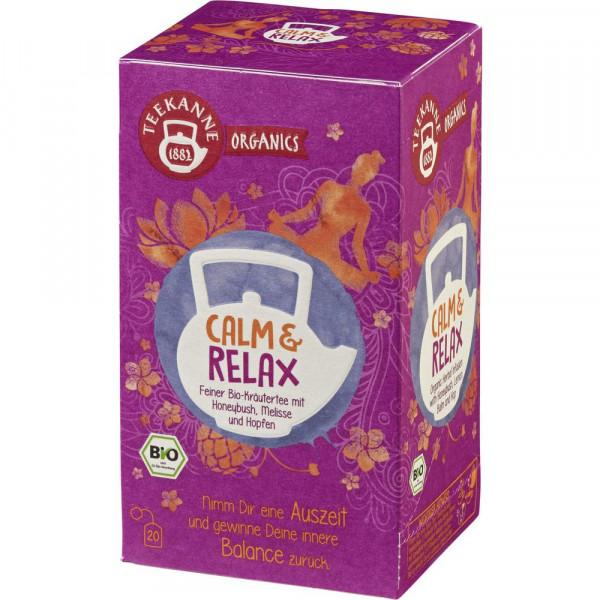 BIO Organics Calm & Relax Tee