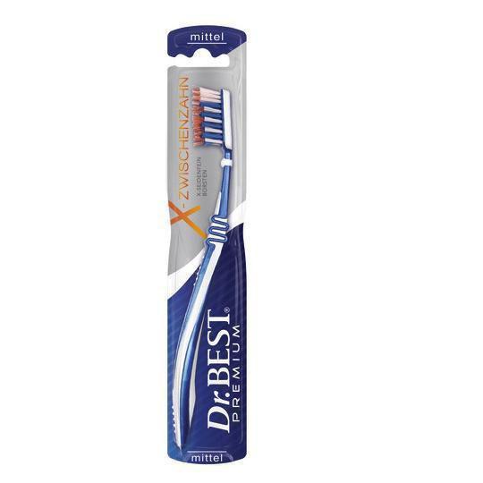 Zahnbürste X-Zwischenzahn, mittel