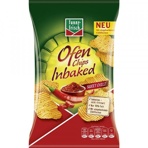 Ofenchips inbaked sweet chili