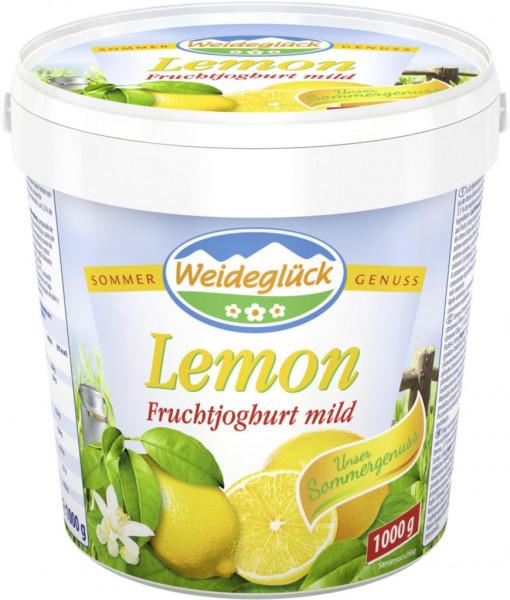 Fruchtjoghurt, Lemon 3,5% Fett