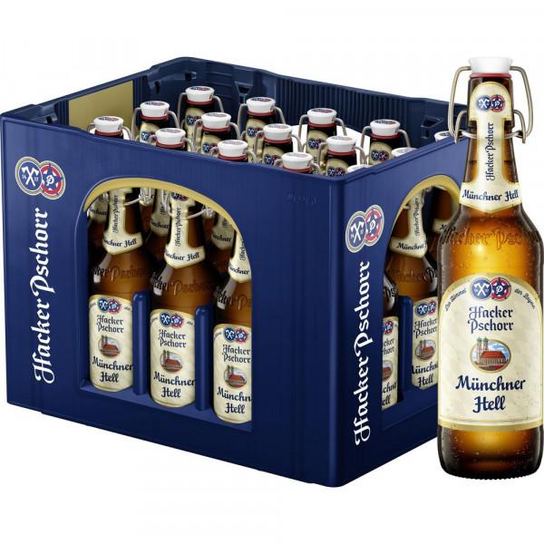 Münchner Helles Bier 5% (20 x 0.5 Liter)
