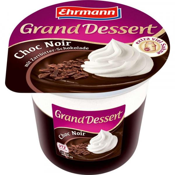 Grand Dessert, Choc Noir