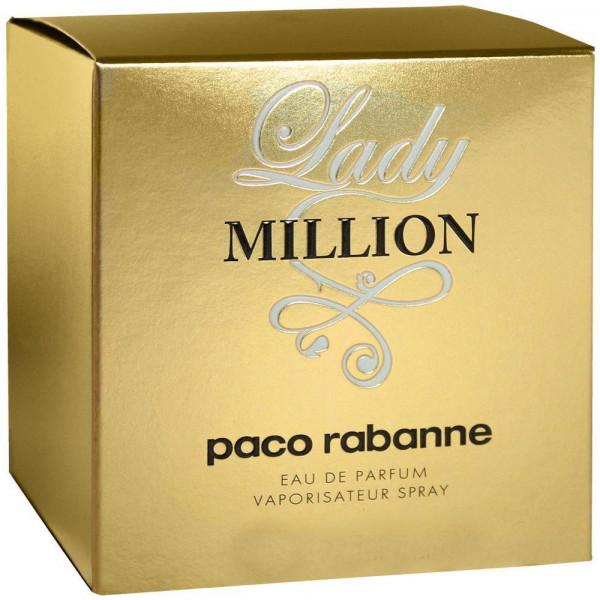 Damen Eau de Parfum Lady Million