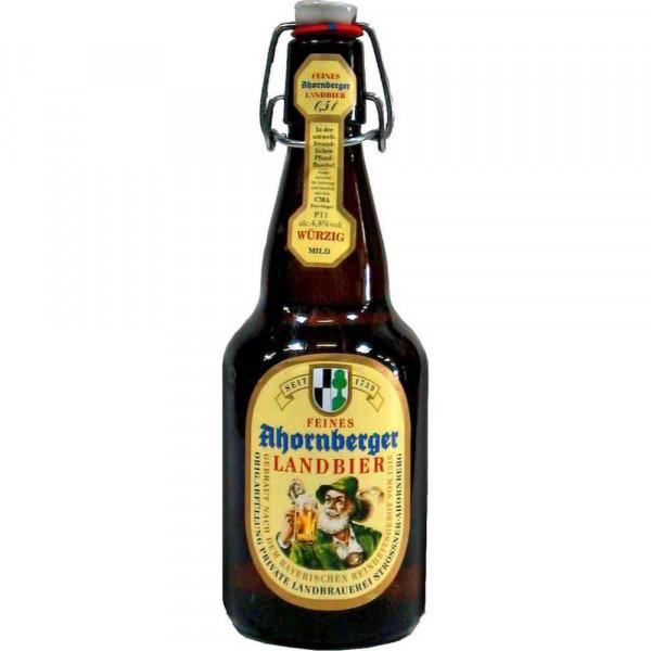 Landbier, würzig 4,8% (16 x 0.5 Liter)