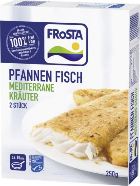 MSC Pfannen Fisch Mediterrane Kräuter, tiefgekühlt