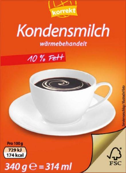 Kondensmilch 10%