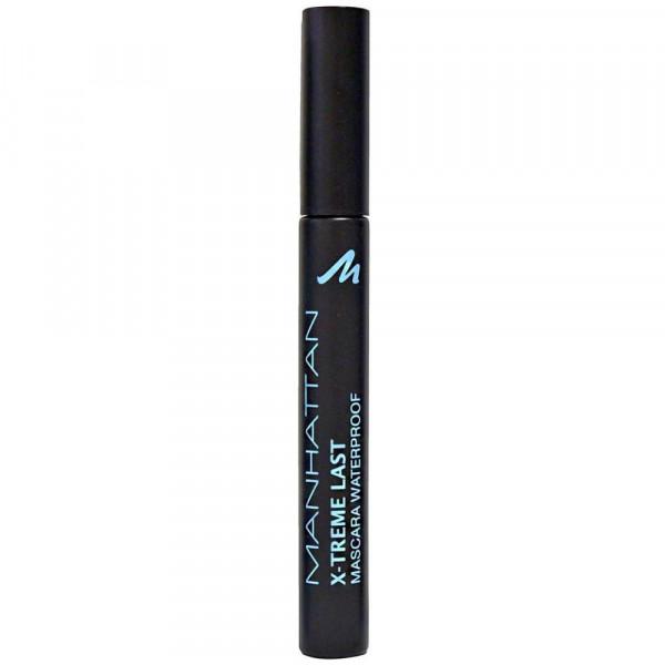 Wimperntusche X-Treme Last Mascara Waterproof, Black 1010N