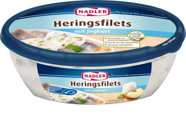 MSC Heringsfilets mit Joghurt