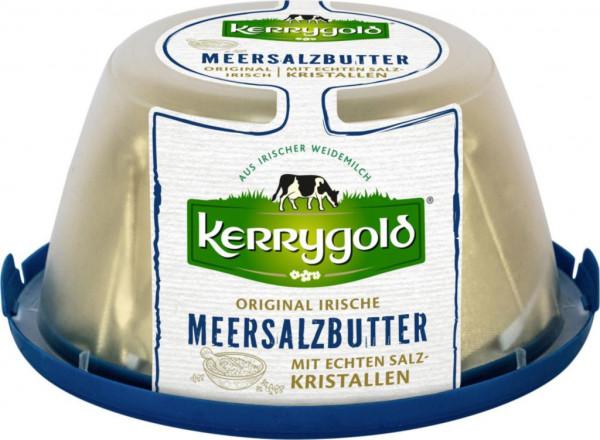 Original irische Butter mit Meersalzkristallen