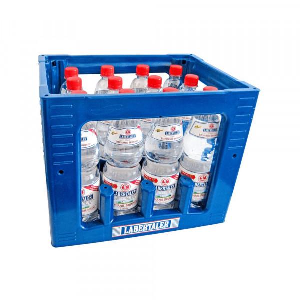 Stephanie Brunnen Mineralwasser, Classic (12 x 1 Liter)