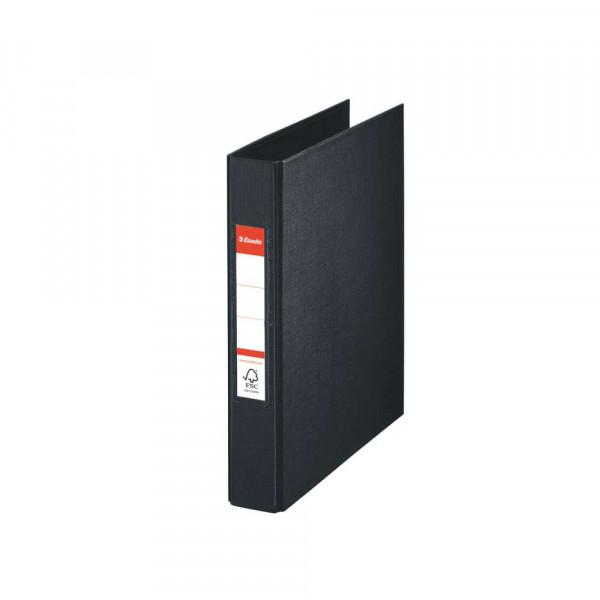 Standard Ringbuch, A5, schwarz