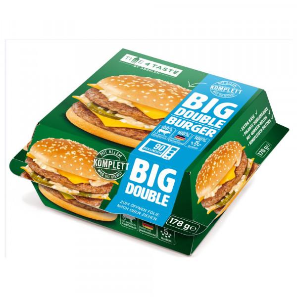 "Burger ""Big Double"""