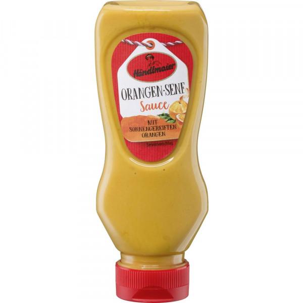Grillsauce, Orangen-Senf